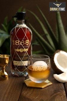 DrinksTime Brugal 1888 Doblemente Anejado Gran Reserva Rum