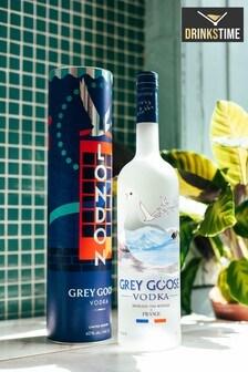 DrinksTime Grey Goose Vodka London Limited Edition
