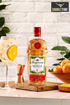 DrinksTime Tanqueray Flor de Sevilla
