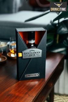 DrinksTime Jack Daniel's Gentleman Jack Tennessee Whisky Tuxedo Gift Box