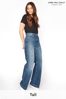 Long Tall Sally Wide Leg Jeans
