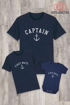 Instajunction Captain Men's T-Shirt