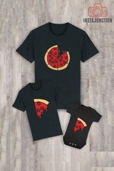 Instajunction Pizza Men's T-Shirt
