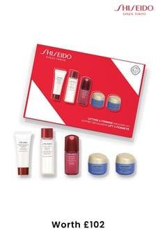 Shiseido Vital Perfection Lifting Ritual Discovery Set (worth £102)