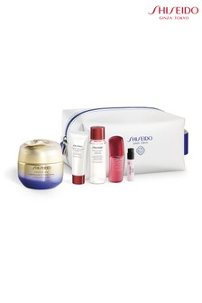 Shiseido Vital Perfection Uplifting and Firming Cream Pouch Set (worth £141)