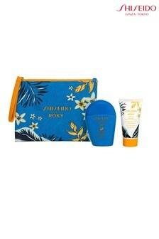Shiseido x ROXY Suncare Protection Set
