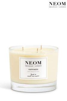 NEOM Happiness Scented Candle (3 Wicks)