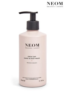 NEOM Great Day Hand & Body Wash 300ml