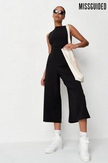 Missguided Culotte Jumpsuit