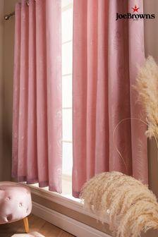 Joe Browns Luxury Jacquard Iris Curtains