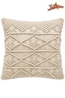 Joe Browns Marvellous Macrame Cushion
