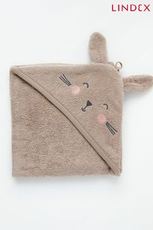 Lindex Baby Home Character Hooded Towel