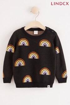 Lindex Baby Rainbow Sweater