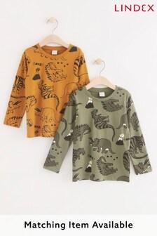 Lindex Kids 2-Pack Long Sleeve Top