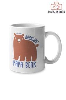 Instajunction Roarsome Papa Bear Mug
