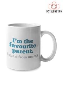 Instajunction The Favourite Parent Apart from Mum Mug