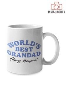 Instajunction World's Best Grandad Mug