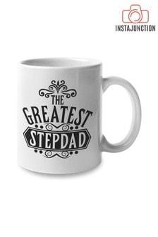 Instajunction The Greatest Step Dad Mug