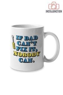 Instajunction If Dad Can't Fix It Mug
