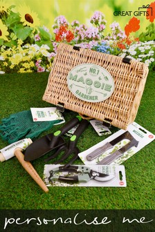 Personalised No.1 Gardener Gift Hamper by Great Gifts