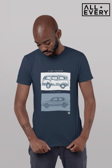 Volkswagen Like Father Like Son Father's Day Men's T-Shirt