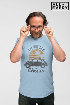 Volkswagen Im Not Old Im A Classic Father's Day Men's T-Shirt