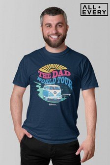 Volkswagen The Dad World Tour Father's Day Men's T-Shirt