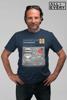 Haynes Barbeque For Beginners (Inverse Used) Men's T-Shirt