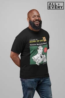 Haynes Bank Of Dad Workshop Manual Men's T-Shirt