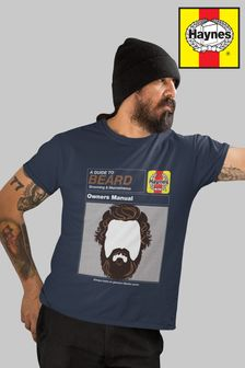 Haynes Beard Workshop Manual Men's T-Shirt