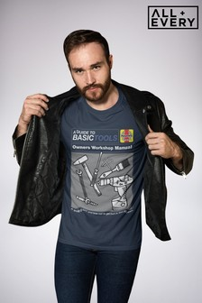 Haynes Basic Tools Owners Workshop Manual Men's T-Shirt