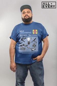 Haynes Male Grooming Tips And Tricks Men's T-Shirt