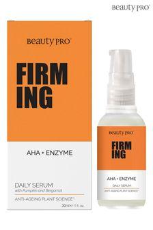 BeautyPro Firming AHA Enzyme Daily Serum 30ml