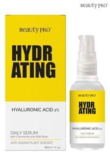 BeautyPro Hydrating Hyaluronic Acid Daily Serum 30ml