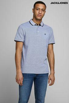 Jack & Jones Contrast Tipping Polo Shirt