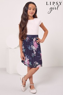 Lipsy 2in1 Pleated Dress
