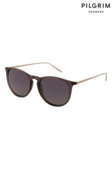 PILGRIM Grey Vanille Sunglasses