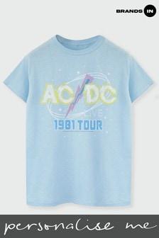 ACDC 1981 Live Tour TShirt