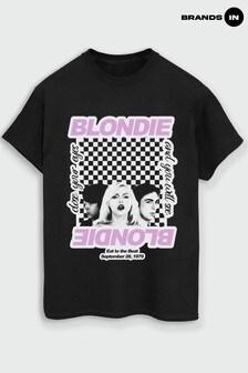 Blondie Checked Men's T-Shirt