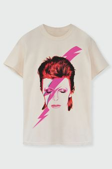 David Bowie Aladdin Sane Boyfriend Fit T-Shirt