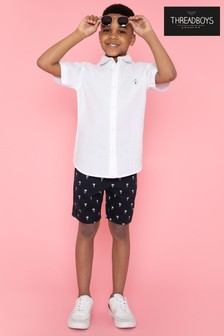 Threadboys Ted Printed Chino Shorts