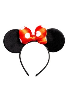 Peers Hardy Disney Minnie Polka Dot Bow Headband