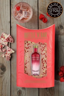 Spicers of Hythe Bottle N Bar with Mermaid Pink Gin