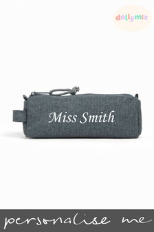 Personalised Name Pencil Case by Dollymix