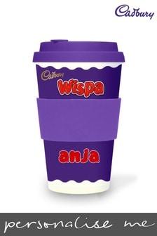 Personalised Cadbury Wispa Ecoffee Cup by Yoodoo