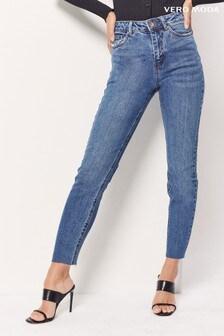 Vero Moda High Waisted Mom Jean
