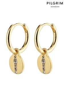PILGRIM Hoop Casey Earrings
