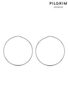PILGRIM Hoop 45 mm Sanne Earrings