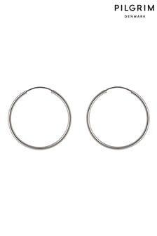 PILGRIM Hoop 24 mm Sanne Earrings