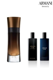 Armani Beauty Code Profumo EDP 60ml and Free Gift of Code EDT and EDP 15ml Duo (Total Worth Over £93)